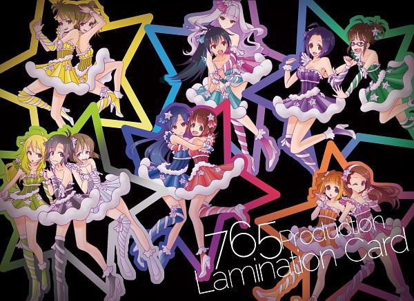 Tags: Anime, Amami Haruka, THE iDOLM@STER, Pixiv, Takatsuki Yayoi