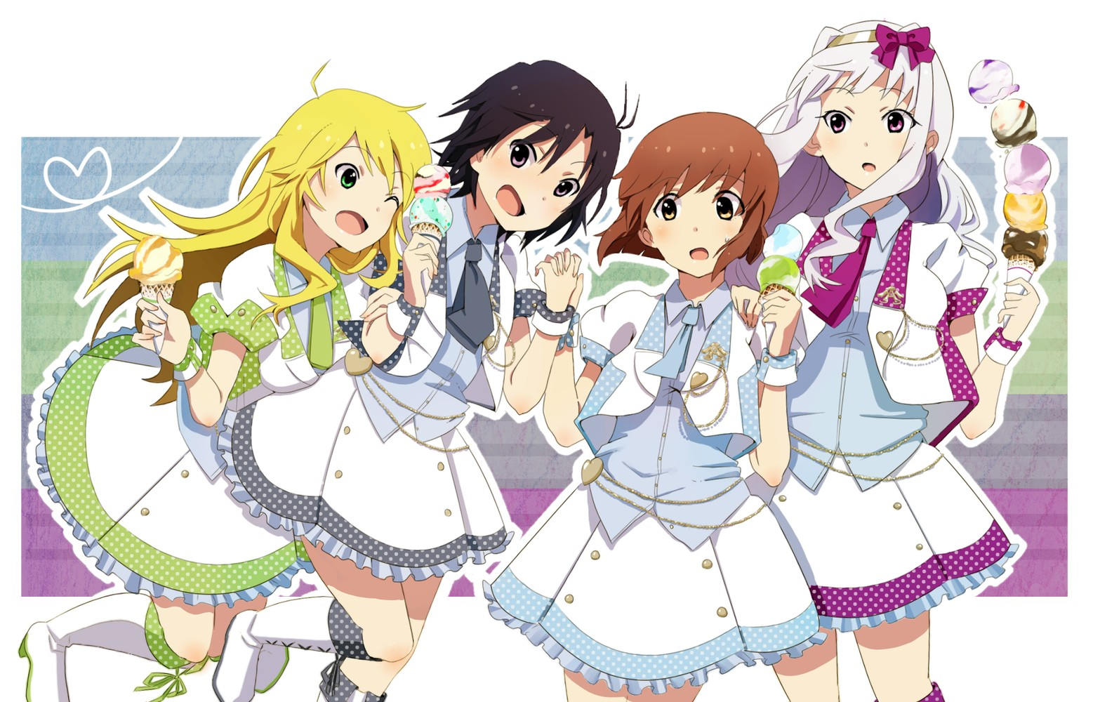Idol M Ster Anime Characters : The idolm ster zerochan