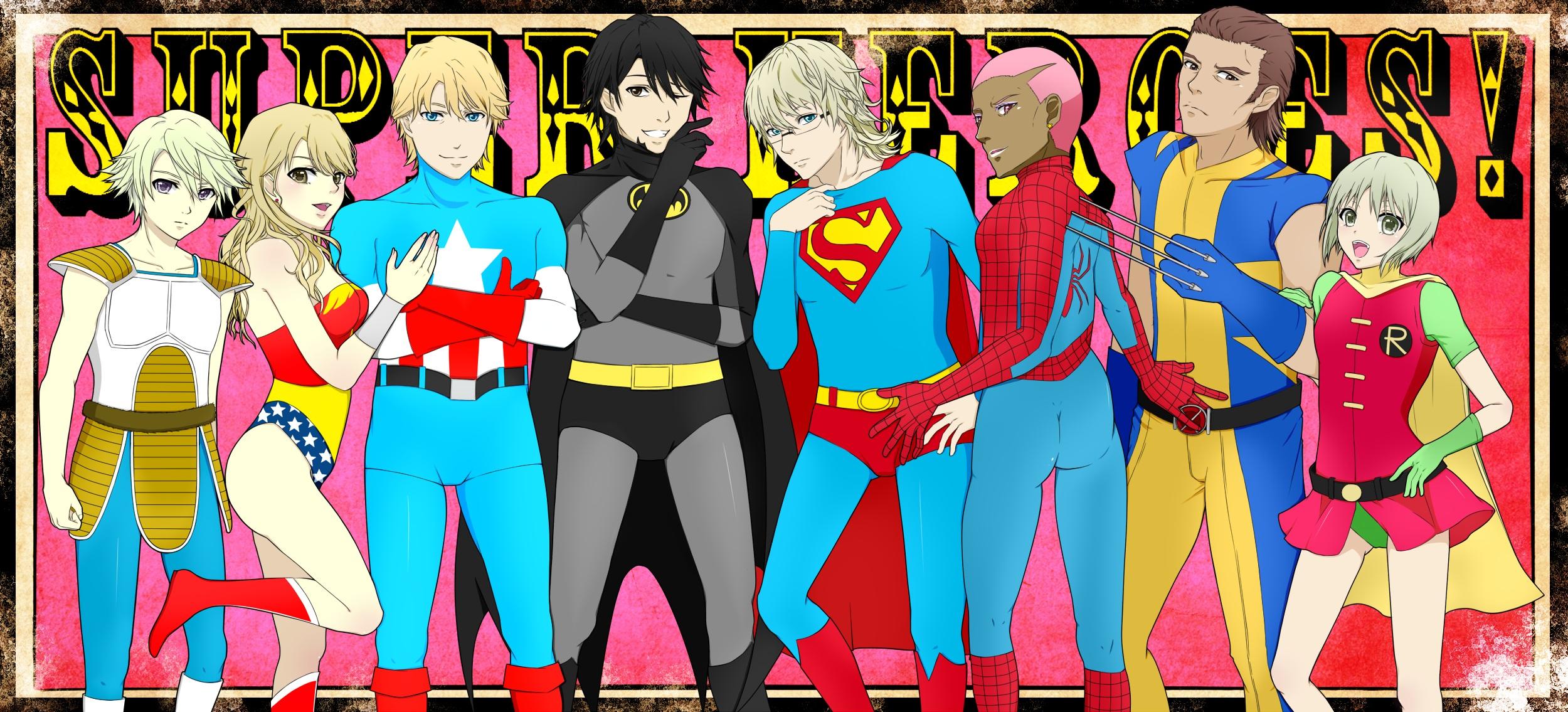 TIGER & BUNNY Image #669418 - Zerochan Anime Image Board