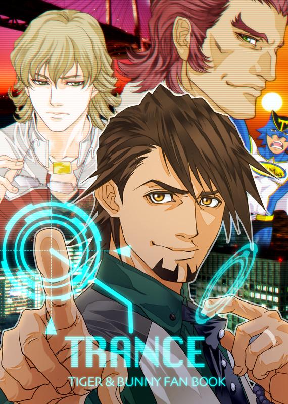 Tags: Anime, Pixiv Id 3110051, TIGER & BUNNY, Wild Tiger, Kaburagi T. Kotetsu, Barnaby Brooks Jr., Antonio Lopez, Fanart, Pixiv