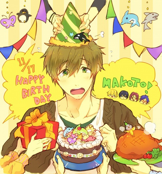 happy birthay makoto - photo #24