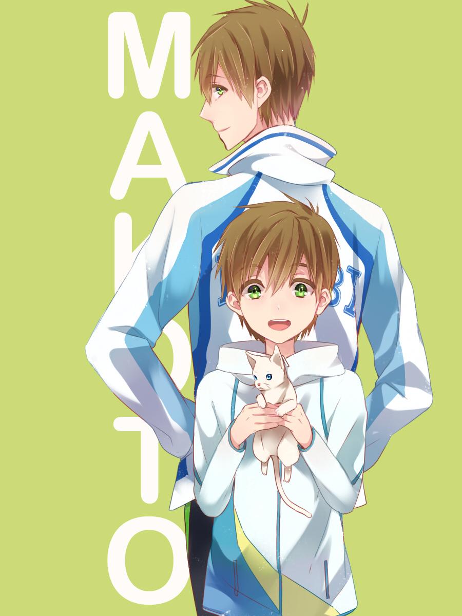 Anime Characters Pregnant Reader : Tachibana makoto free image zerochan anime