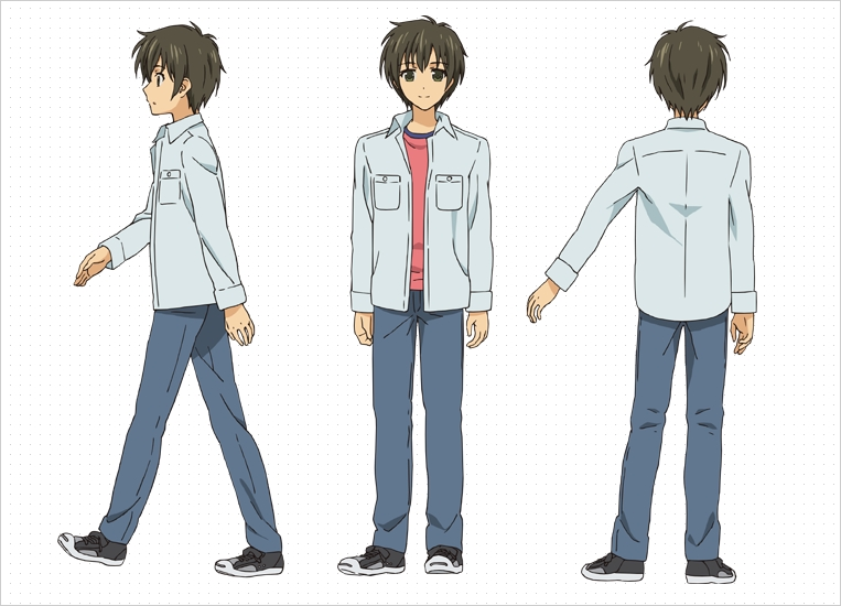 Tada Banri - Golden Time - Image #1602620 - Zerochan Anime