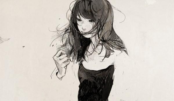 Tags: Anime, Tae4021, Abstract, Gray