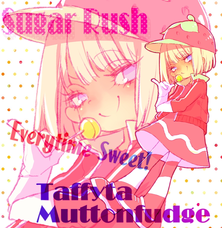 Taffyta Muttonfudge - Sugar Rush - Zerochan Anime Image Board