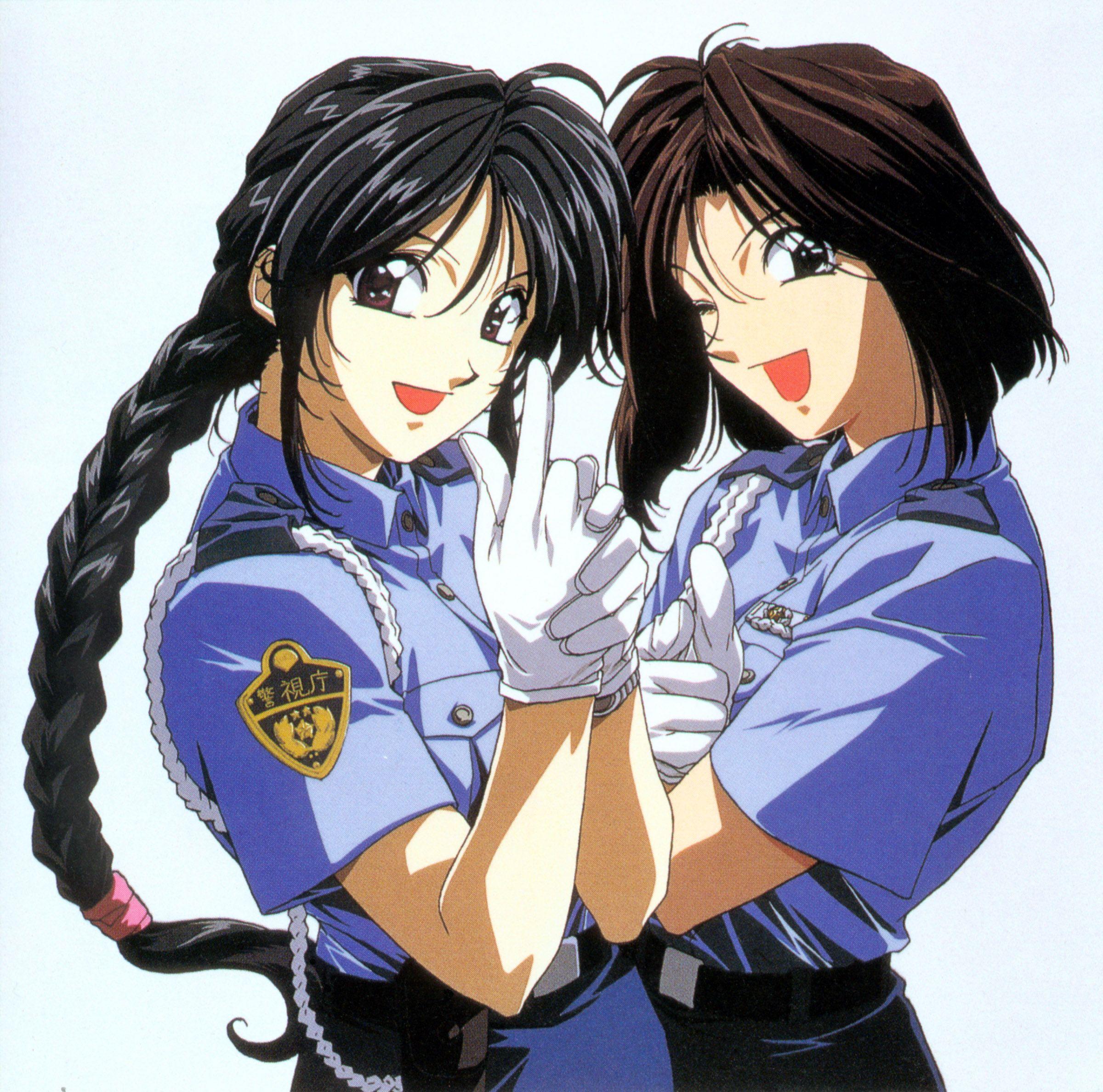 taiho shichauzo you re under arrest zerochan anime image board