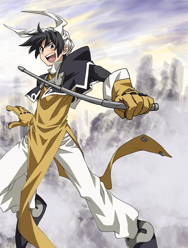 Tags: Anime, Pixiv Id 3286183, Houshin Engi, Taikoubou, Pixiv, Fanart, Fanart From Pixiv