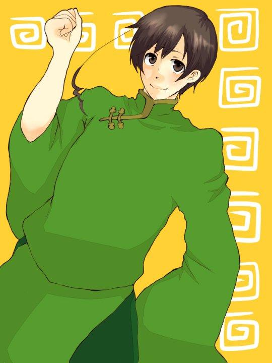 Tags: Anime, Axis Powers: Hetalia, Taiwan (Male), Nyotalia