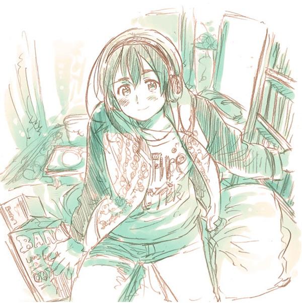 Tags: Anime, Himaruya Hidekaz, Axis Powers: Hetalia, Taiwan (Male), Official Art, Nyotalia, Asian Countries
