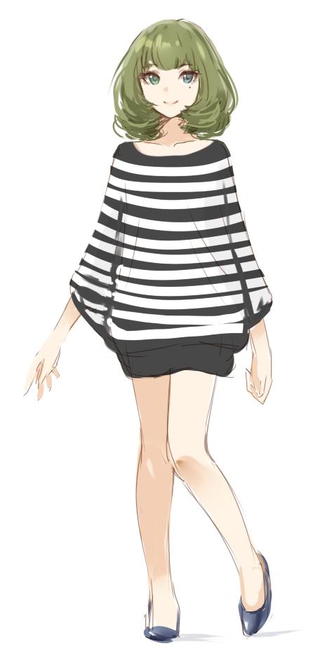 Tags: Anime, Dani-ikapi, THE iDOLM@STER: Cinderella Girls, Takagaki Kaede, Fanart