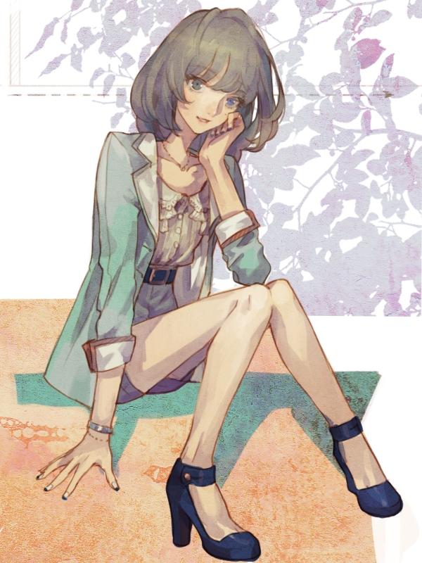 Tags: Anime, Nishihara Isao, THE iDOLM@STER: Cinderella Girls, Takagaki Kaede