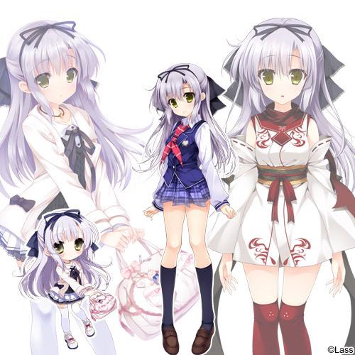 Tags: Anime, Moriyama Shijimi, Youta, Lass, Shoujo Shin'iki ~ Shoujo Tengoku -The Garden of Fifth Zoa-, Takagi Sana, Official Art, Cover Image