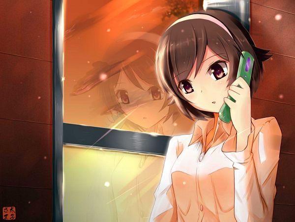 Tags: Anime, Beckitach, Kami nomi zo Shiru Sekai, Takahara Ayumi