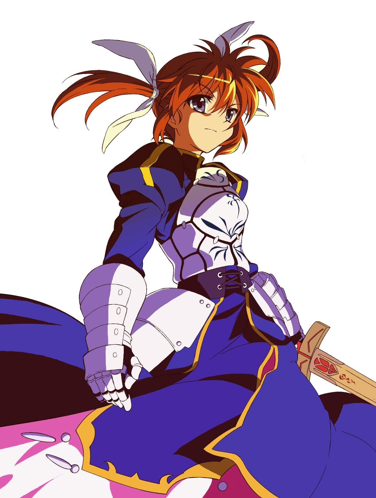 Nanoha Takamachi Magical Girl Lyrical