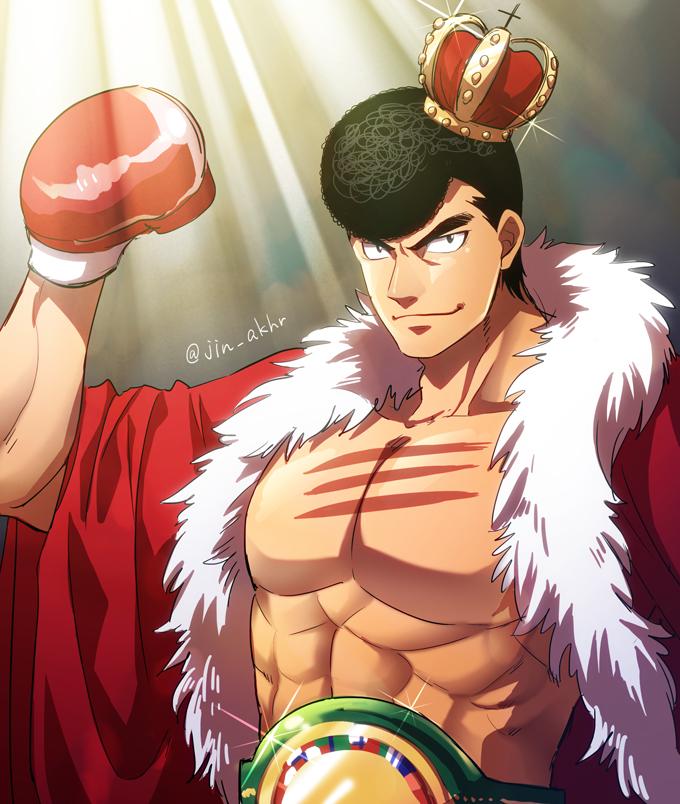 Takamura Mamoru Hajime No Ippo Zerochan Anime Image Board