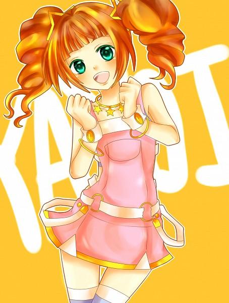 Tags: Anime, Pixiv Id 2190335, THE iDOLM@STER, Takatsuki Yayoi, Pink Dress