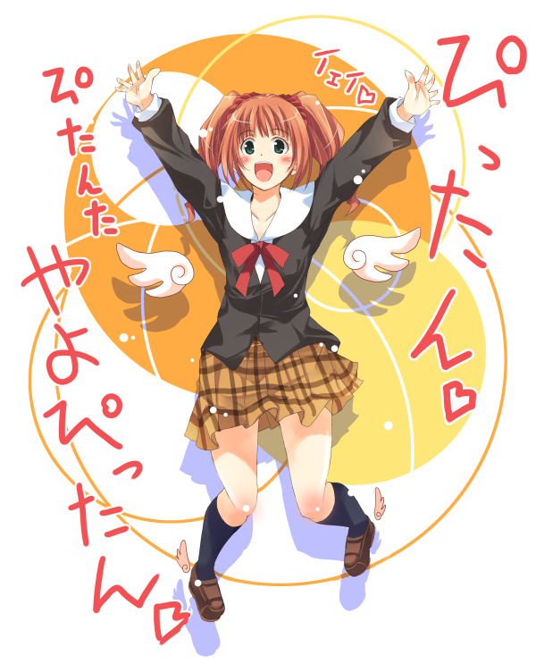 Tags: Anime, THE iDOLM@STER, Takatsuki Yayoi, Yayoi Takatsuki