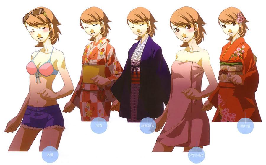 Persona 3 yukari dating