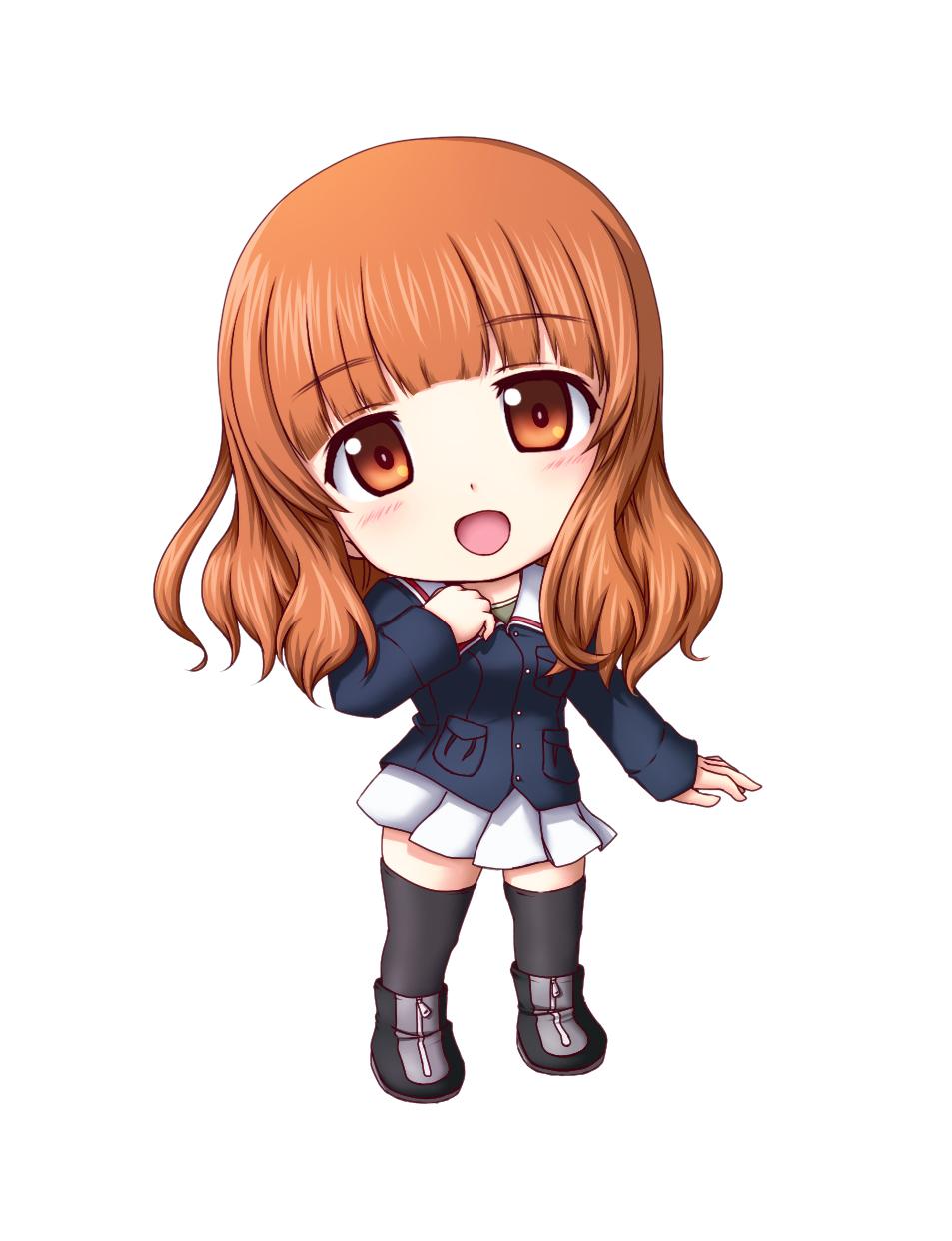 takebe saori girls und panzer zerochan anime image board