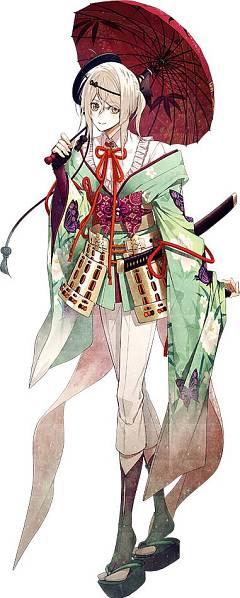 Takenaka Hanbei (Sengoku Night Blood)