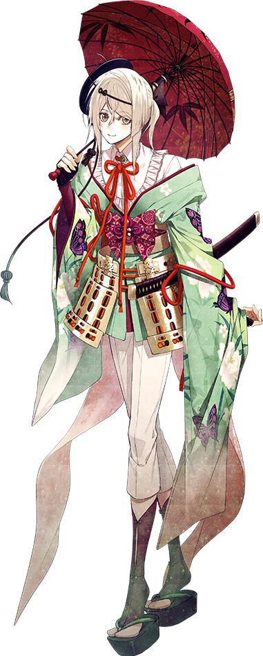 takenaka hanbei  sengoku night blood  image  2105203