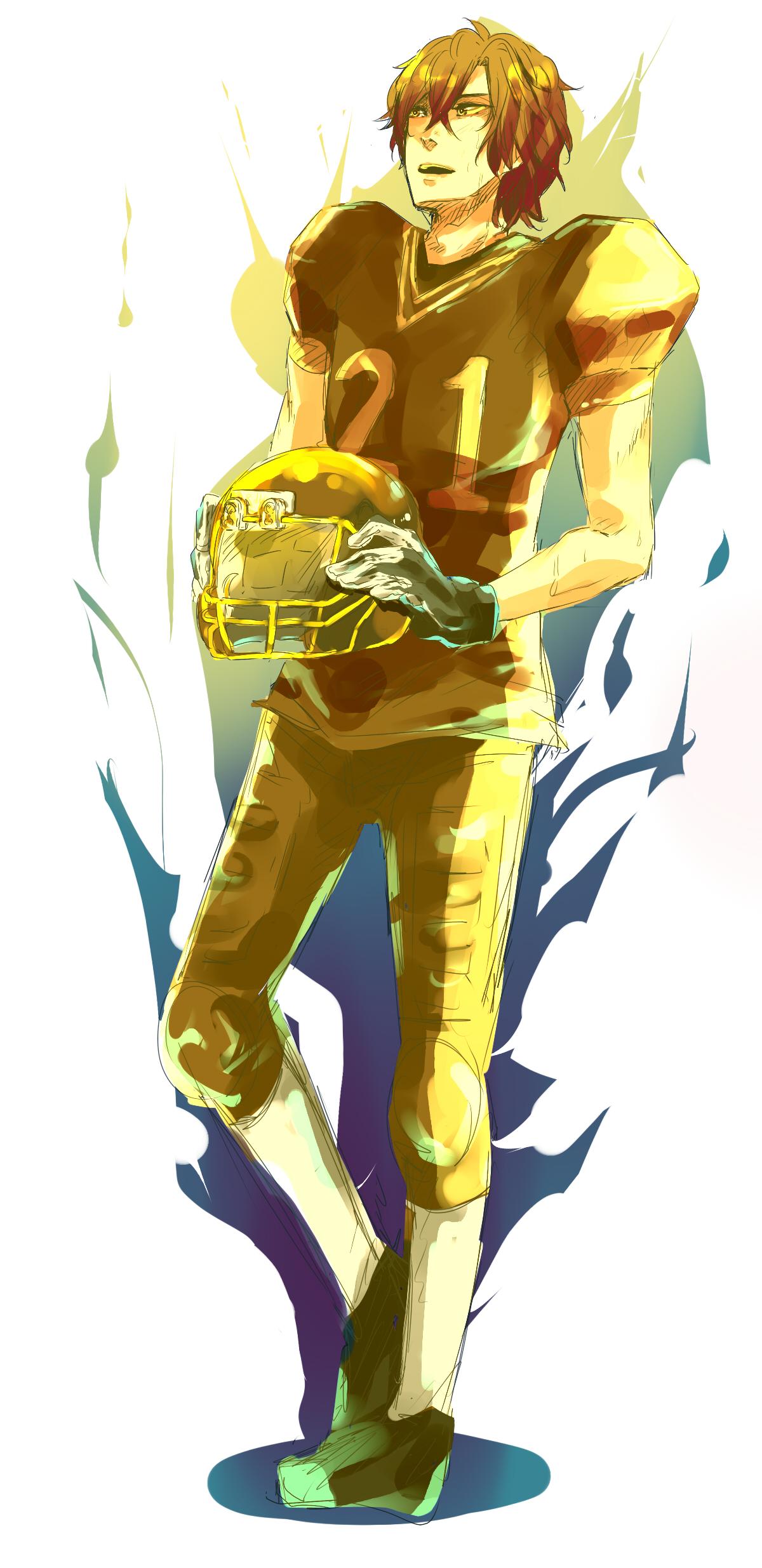 Tags Anime Eyeshield 21 Takeru Yamato