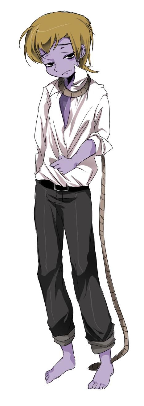 Takeshi Ao Oni Zerochan Anime Image Board