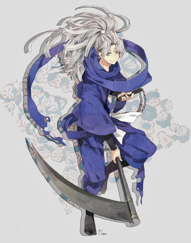 Tags: Anime, Guranogomasenbei, Rakudai Ninja Rantarou, Takeya Hachizaemon, Pixiv, Fanart