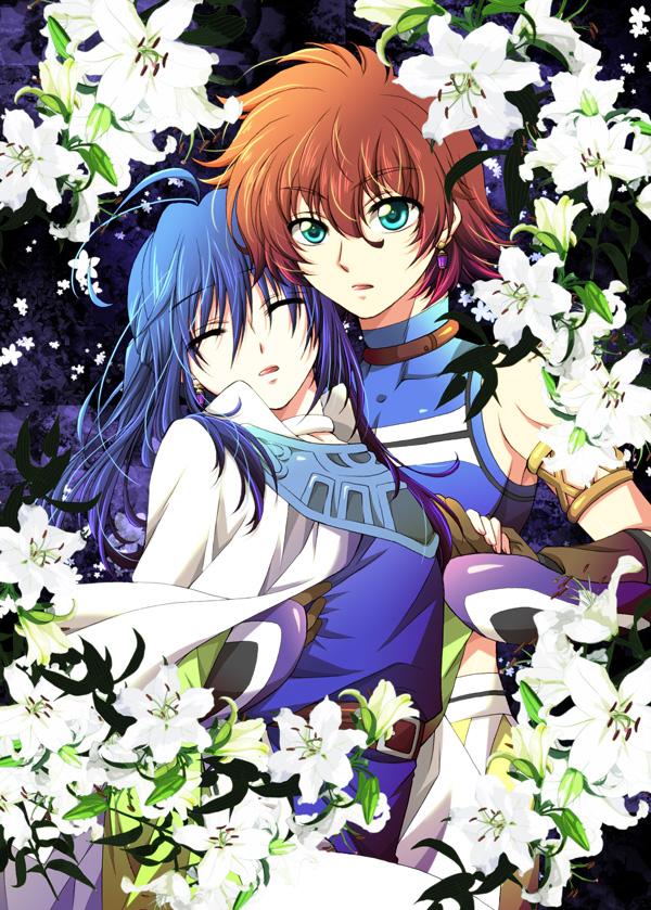 Tags: Anime, Tsubasam, Tales of Eternia, Reid Hershel, Keele Zeibel