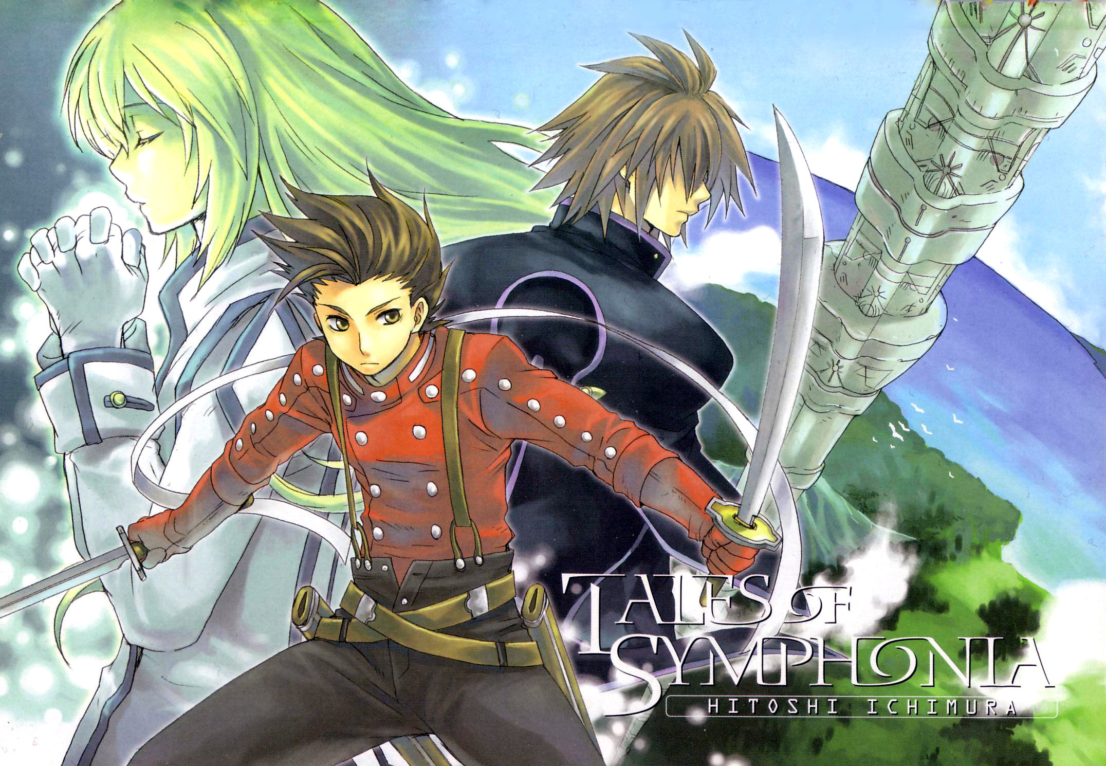 symponia hentai of Tales