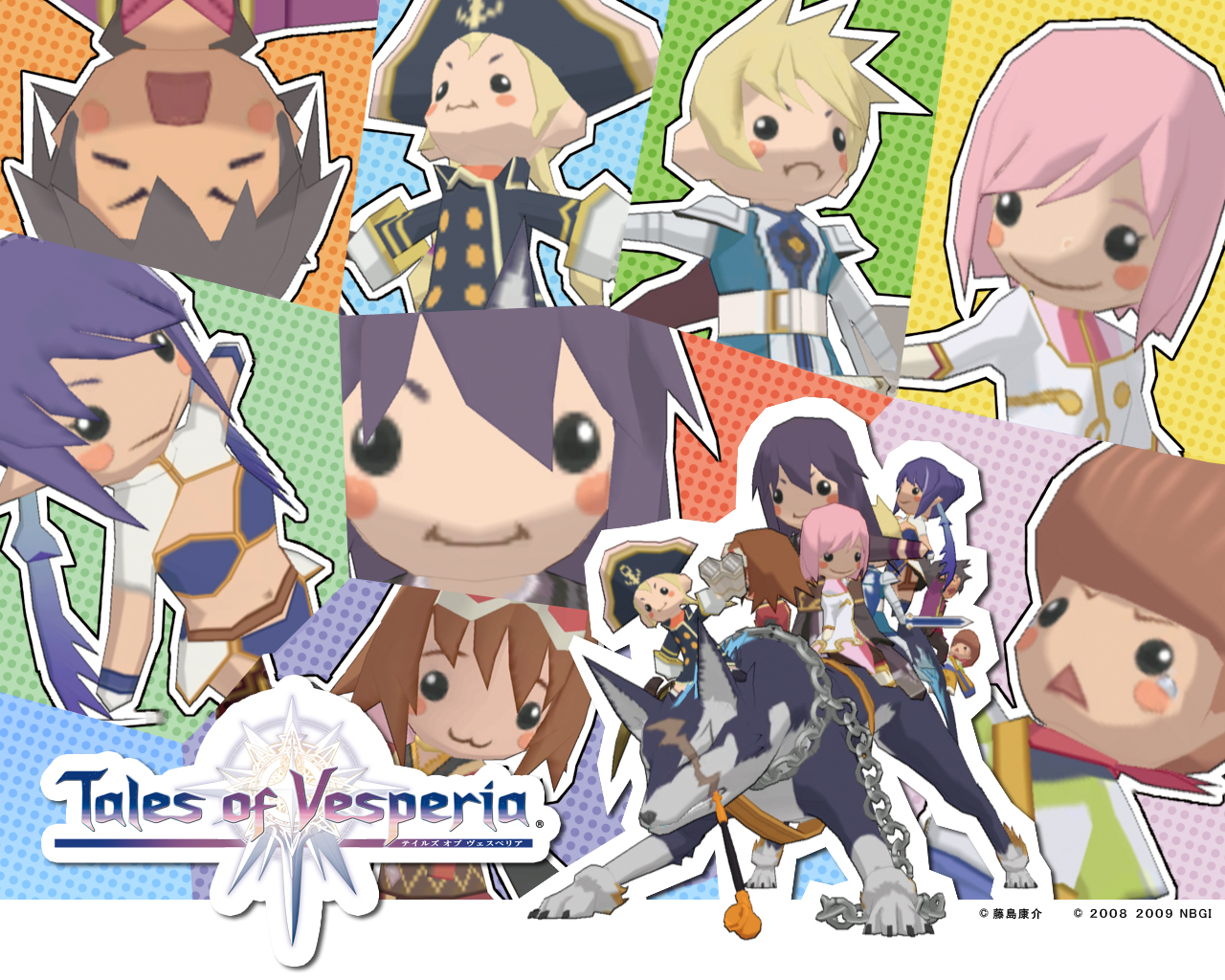 Tales Of Vesperia Wallpaper 131659 Zerochan Anime Image Board