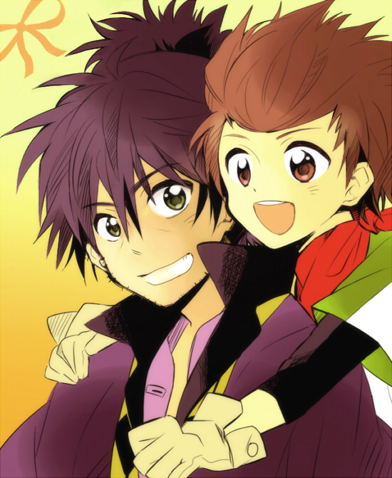 Tags: Anime, Tales of Vesperia, Raven (Tales of Vesperia), Karol Capel