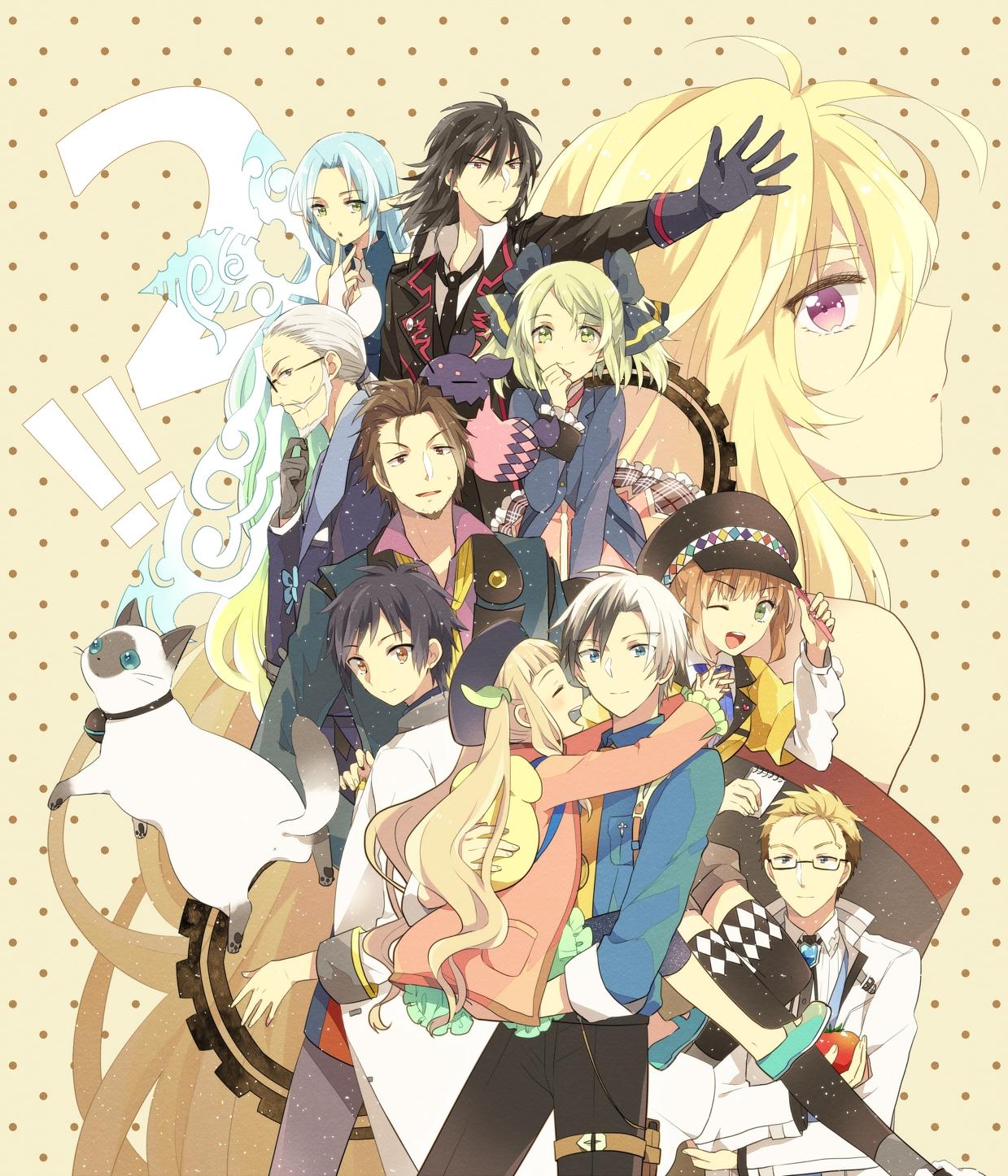 Muzet Tales Of Xillia Zerochan Anime Image Board