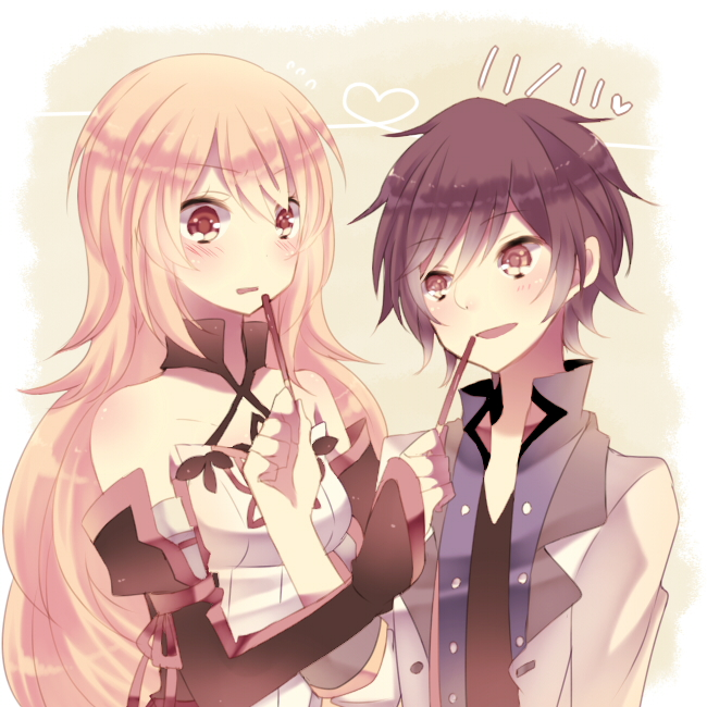 Tags: Anime, Pixiv Id 2177608, Tales of Xillia, Jude Mathis, Milla Maxwell