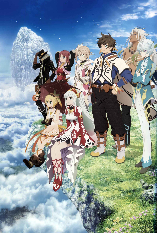 Tales Of Zestiria Mobile Wallpaper Zerochan Anime Image Board