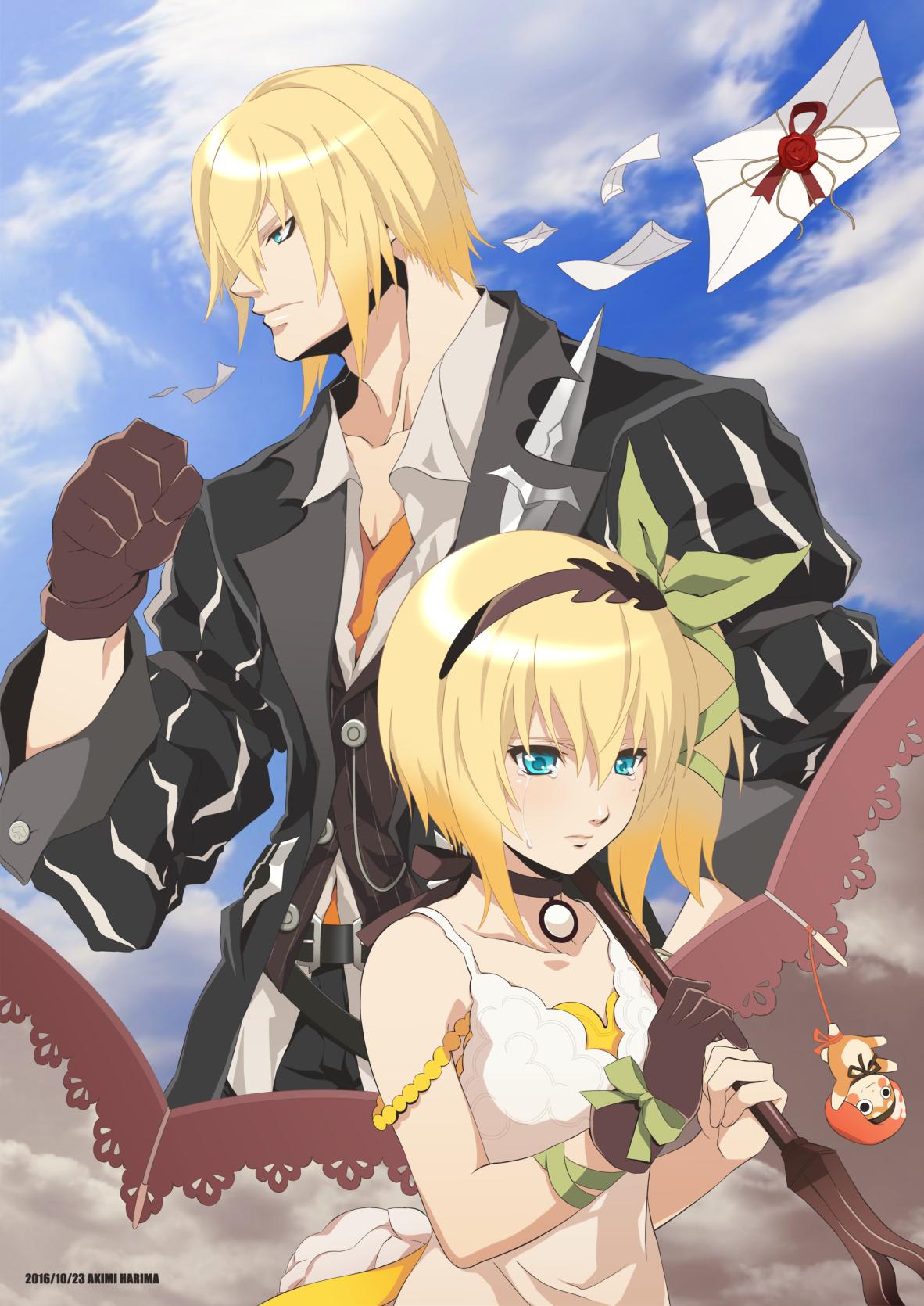 Tales Of Berseria Mobile Wallpaper Zerochan Anime Image Board