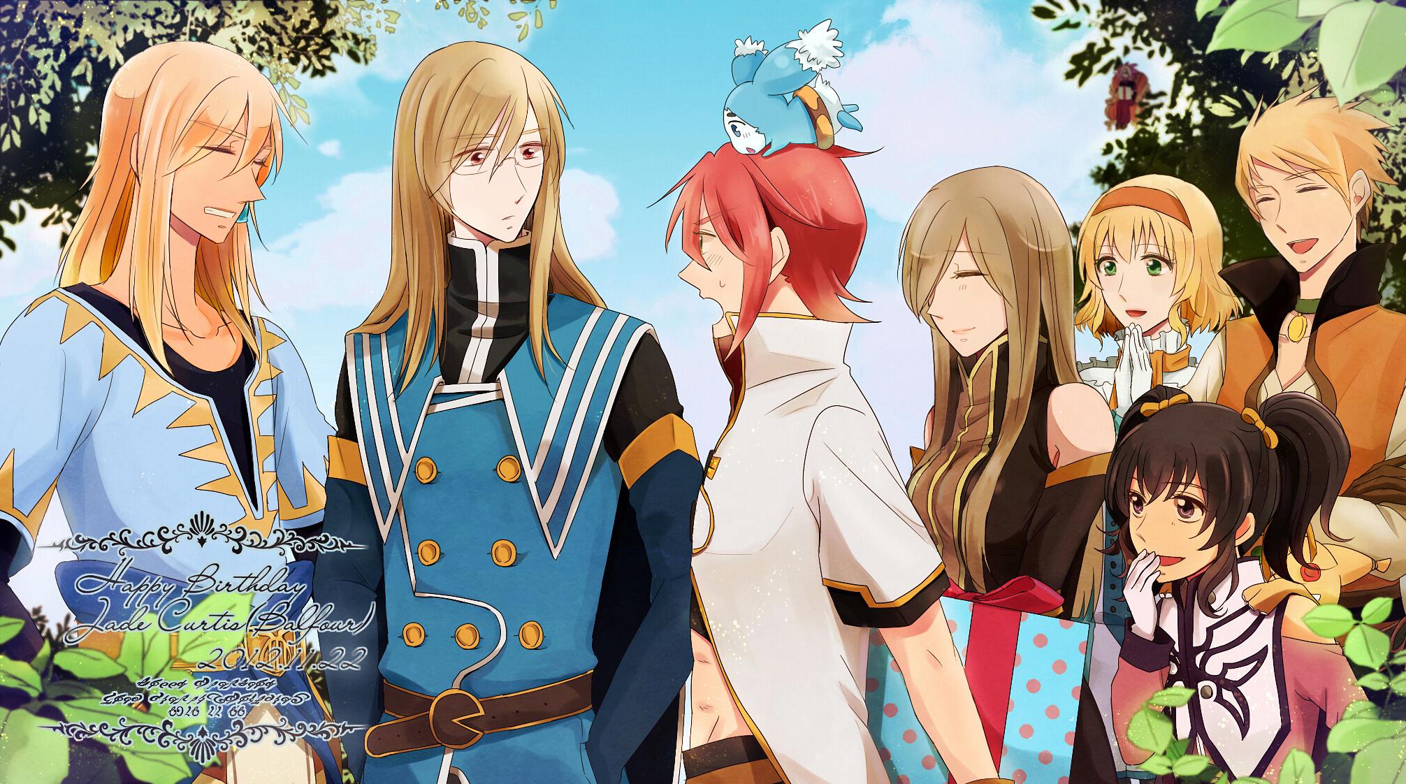 Tales Of The Abyss Wallpaper Zerochan Anime Image Board