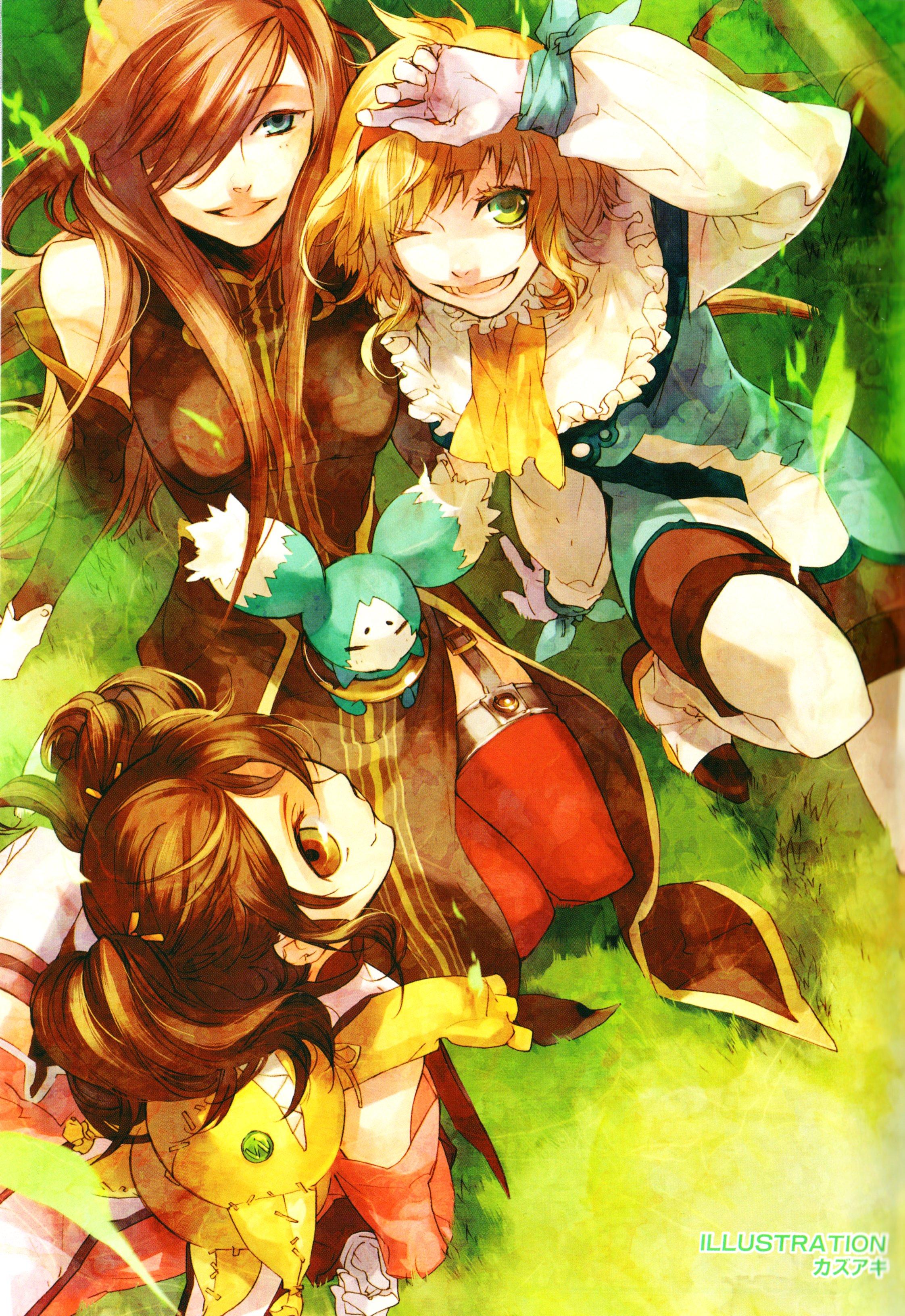 Anise Tatlin Mobile Wallpaper Zerochan Anime Image Board
