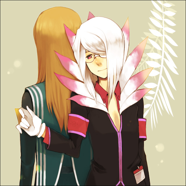 Tags: Anime, Pixiv Id 401856, Tales of the Abyss, Jade Curtiss, Dr. Saphir Wyon Gneiss