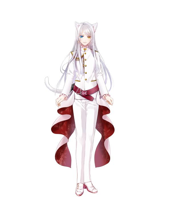 Tags: Anime, Murasaki Mai, Primula (Studio), Gunka O Haita Neko, Tama (Gunka o Haita Neko), Official Art