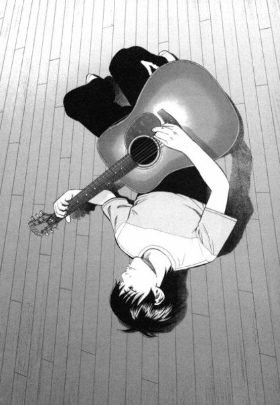 Tags: Anime, Beck, Tanaka Yukio, Playing Guitar