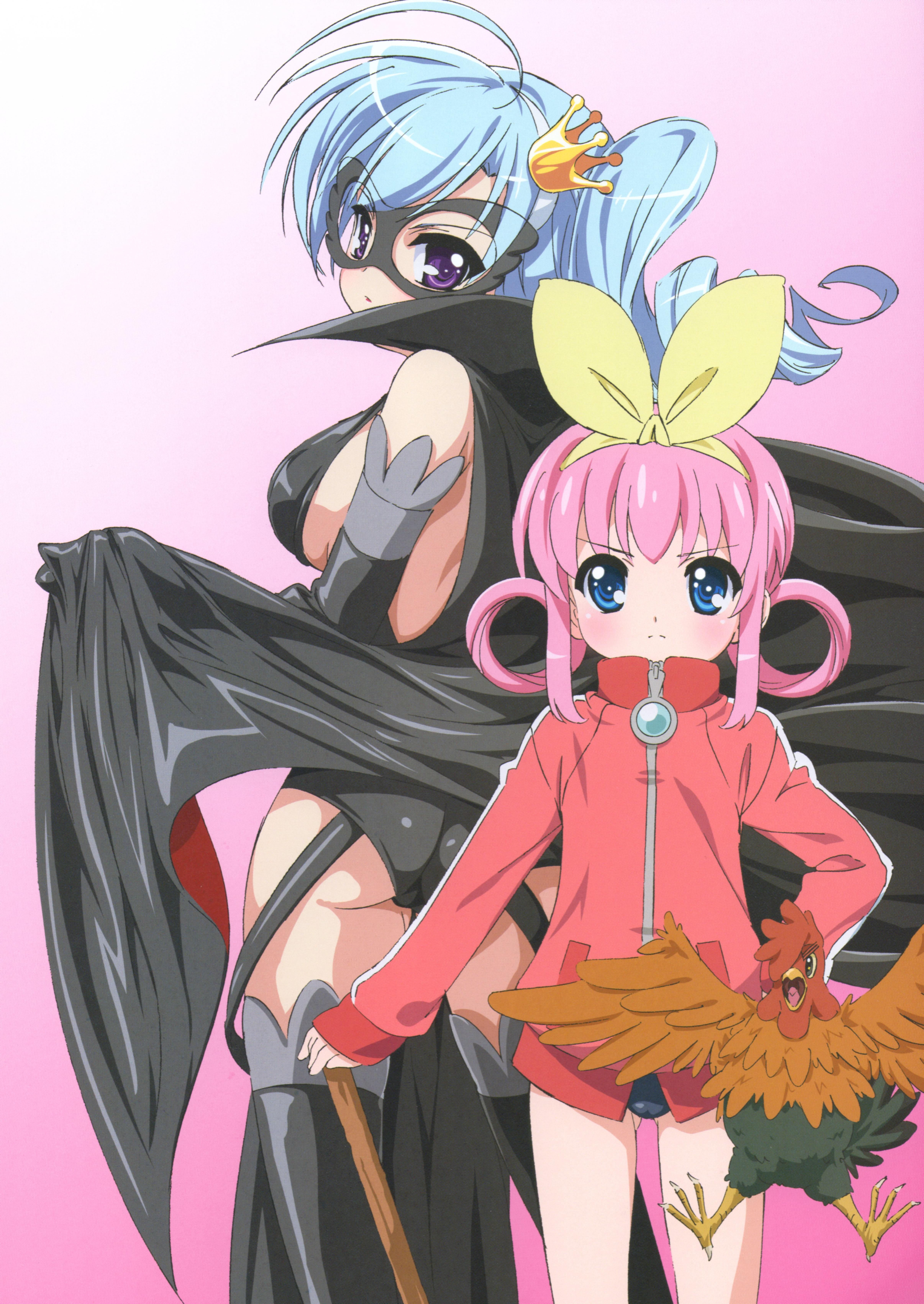 Tantei Opera Milky Holmes Image #558992 - Zerochan Anime