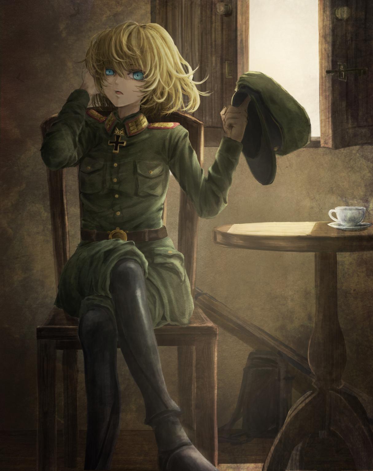 Youjo Senki Saga Of Tanya The Evil Zerochan Anime Image Board