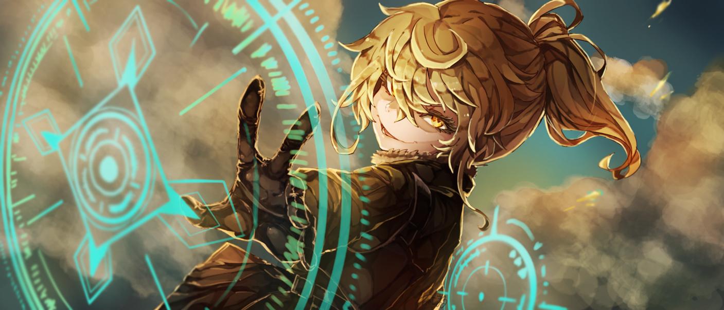 Novels about magic