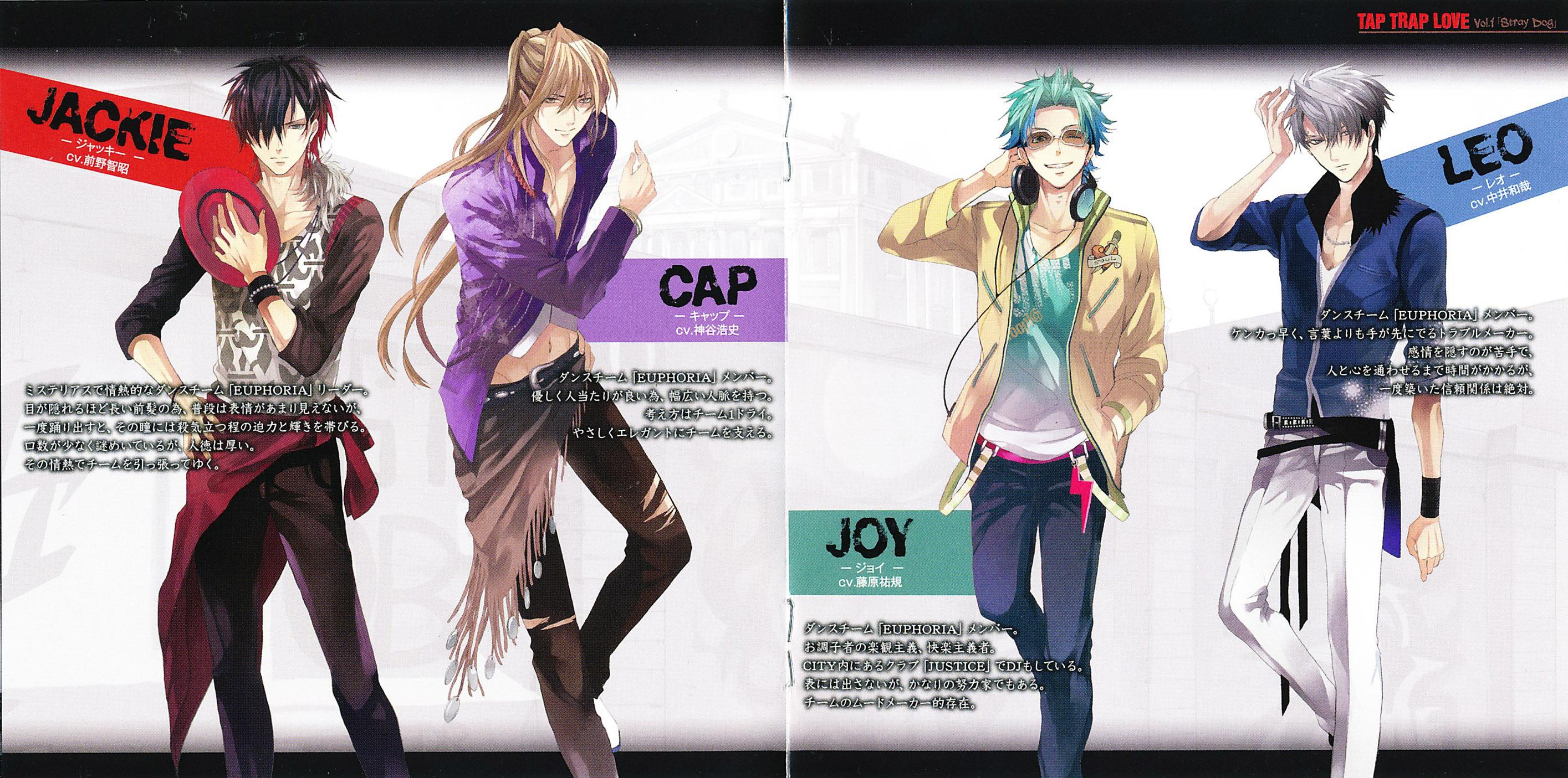 tap trap love zerochan anime image board