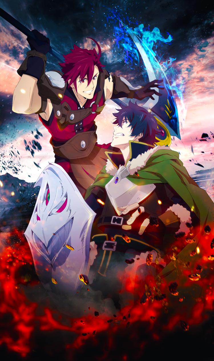 Tate No Yuusha No Nariagari The Rising Of The Shield Hero Mobile