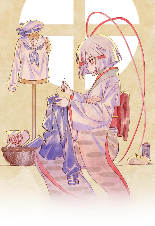 Tags: Anime, MaJiang, Oounabara to Wadanohara, Tatsumiya (Wadanohara), Fanart From Pixiv, Pixiv, Fanart