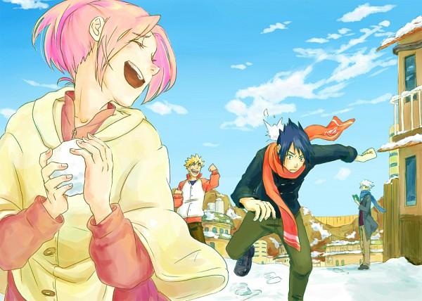 Tags: Anime, Pixiv Id 3178325, NARUTO, Hatake Kakashi, Uchiha Sasuke, Uzumaki Naruto, Haruno Sakura