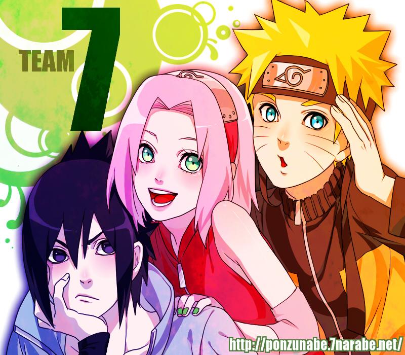 Team 7 | Narutopedia | Fandom powered by Wikia