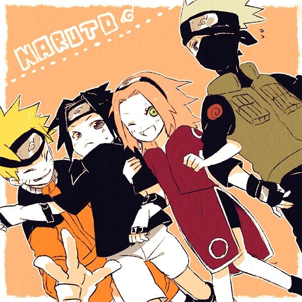 Zerochan Naruto Team 7 1316863 PictureNaruto Shippuden Zerochan